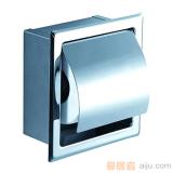 雅鼎五金厕纸架5003014
