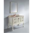 法恩莎卫浴实木浴室柜FPGM4606-D