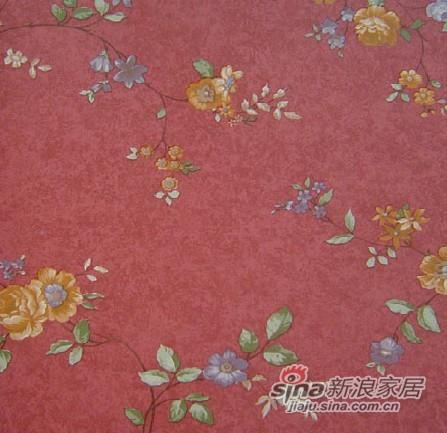 皇冠壁纸花之韵系列59065-0