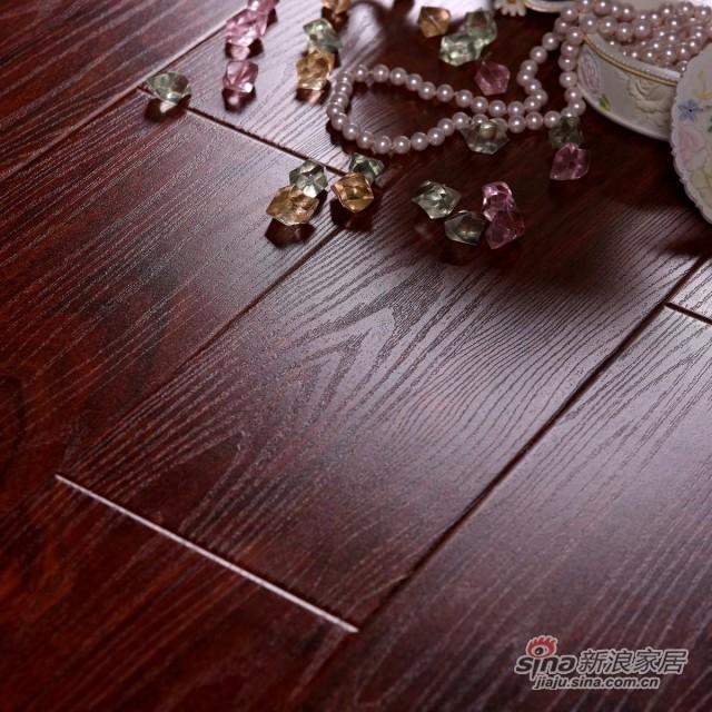 瑞澄地板--羽丝面系列--相思檀木5502-0