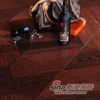 德哲左岸实木地板ABC-1267-0