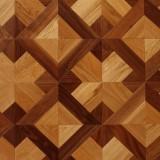 瑞澄地板--多层拼花系列--碳化栎木RCPH-0098