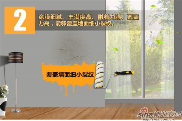 水性润泽金装内墙乳胶漆18L-9