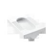 恒洁卫浴蹲便器H326A