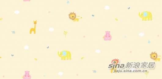 瑞宝壁纸宝宝当家521-2-0