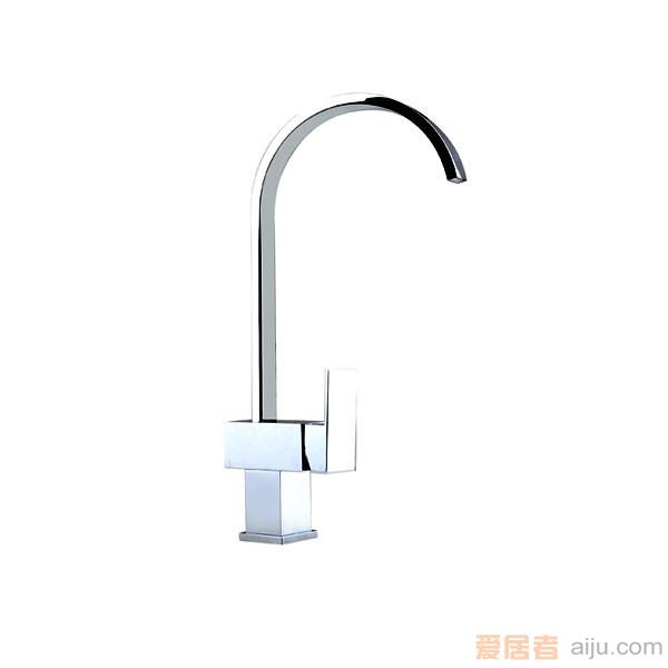 GORLDE单把单孔厨房水槽/洗菜池龙头1065FX1