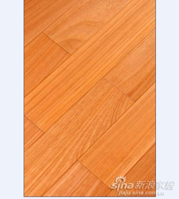 上臣纤皮玉蕊5-G-3实木地板-0