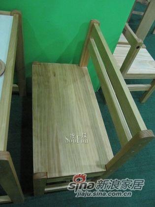 爱心城堡Y046-CR2小长椅