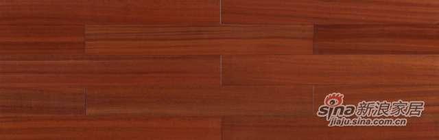 大卫地板经典实木-非洲印象系列S04LG01纽墩豆(本色淋辊)-0