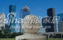 狮王石业城市雕塑