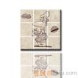 红蜘蛛瓷砖-复古砖系列-墙砖(花片)RW36013T1-2(300*300MM)