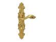 雅洁AS2011-C1312-02英文45抛铜锁体+英文70铜锁胆