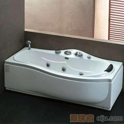 法恩莎按摩浴缸-FC162(1700*870*625MM)左/右裙1