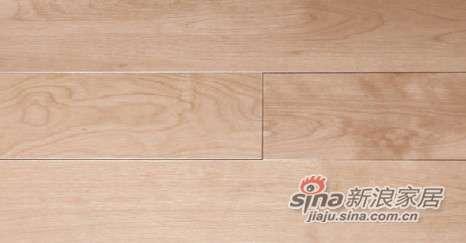 锦绣前程实木地板浅色类―枫桦木-0