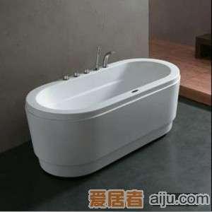 法恩莎五件套浴缸FW005Q(1600*750*640mm)1