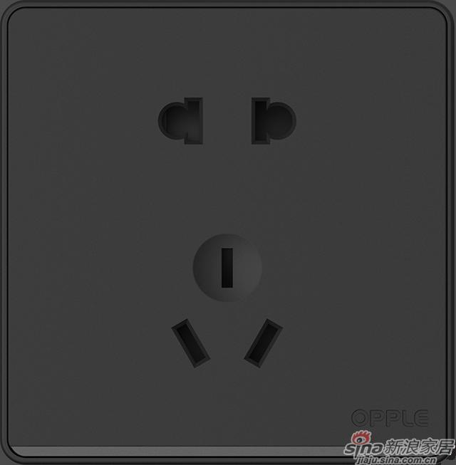 P07五孔黑色-0