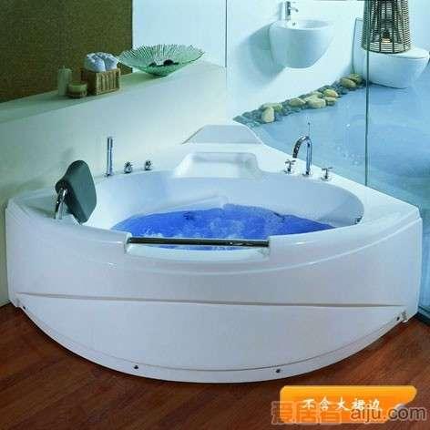 英皇亚克力按摩浴缸ZI-26(不含大裙边)1