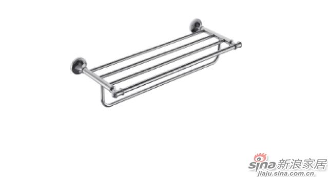 SM1401C-A浴巾架-0