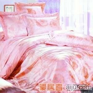 家元素床上用品朵朵情六件套HJ1200001