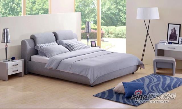 依丽兰爱悦布床F6035-1