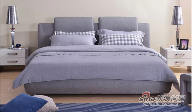 依丽兰爱悦布床F6035-2