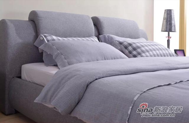 依丽兰爱悦布床F6035-3