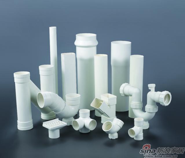 PVC-U排水管-1
