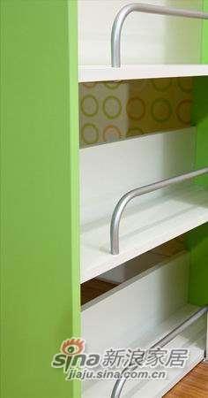 迪士尼儿童彩色家具-时尚米奇书桌-2