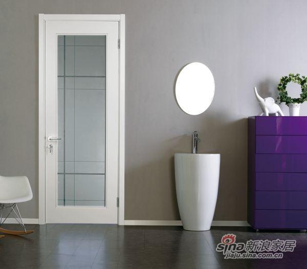 TATA油漆门 室内门-1