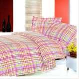 紫罗兰家纺床上用品全棉印花四件套多彩人生PCKFT64-4