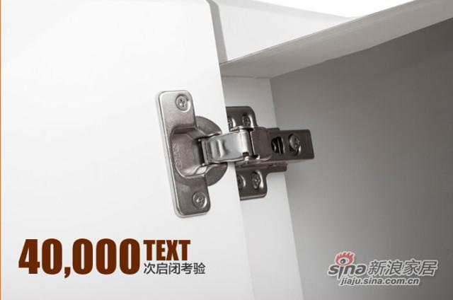 九牧 卫浴柜 洗脸盆悬挂浴室柜组合套餐-4