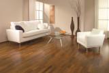 得高karelia三层实木地板 三拼玛宝木