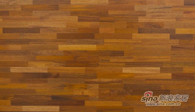 得高karelia三层实木地板 三拼玛宝木-1