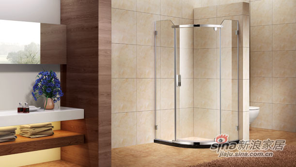 朗斯淋浴房·法贝系列1