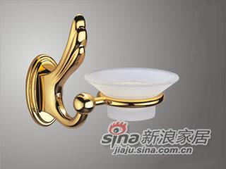 雅洁AT1021-02皂液器.托架+K金-0