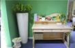 ABC实木儿童家具A006B书桌