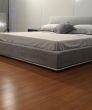 德尔简约风格JC04泰国金柚强化复合地板