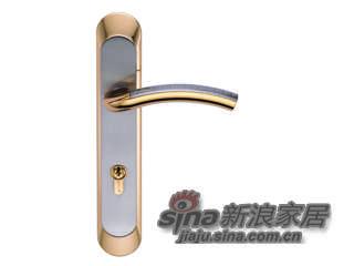 雅洁AS2011-H2359-127845镍锁体+70镍锁胆-0