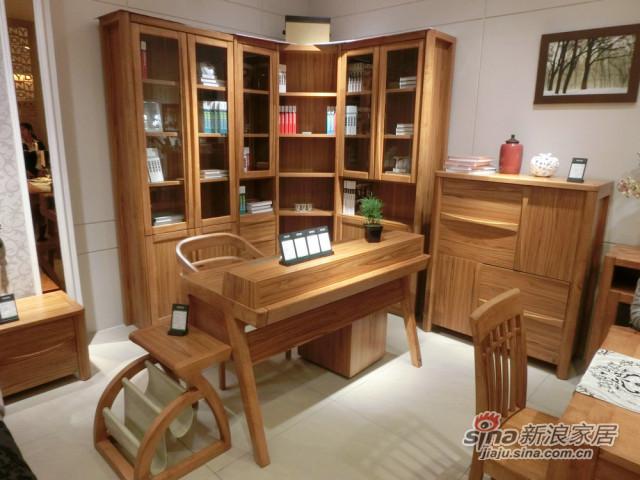 迪诺雅书柜-1