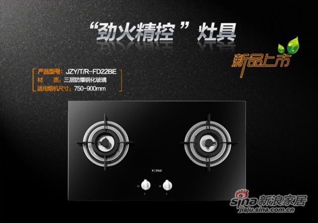 方太 FD22BE燃气灶-5