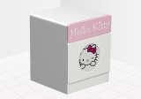 Hello Kitty百变HELLO KITTY床头柜