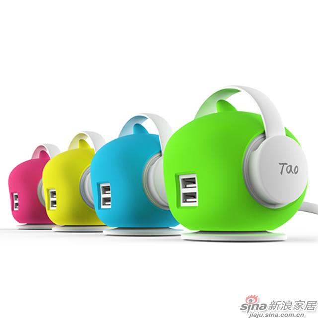 正泰Tao 2C装饰排插