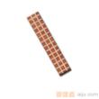 红蜘蛛瓷砖-墙砖(腰线)-RR68002C-J(70*300MM)