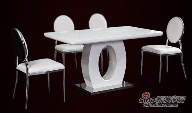 双虎家私餐桌椅-1
