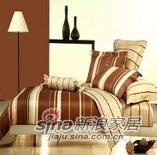 紫罗兰家纺床上用品全棉活性印花四件套无与伦比PCKA119-4-0
