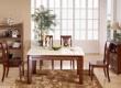 瑞森大理石系列D963#餐桌椅