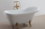 金牌龙头浴缸