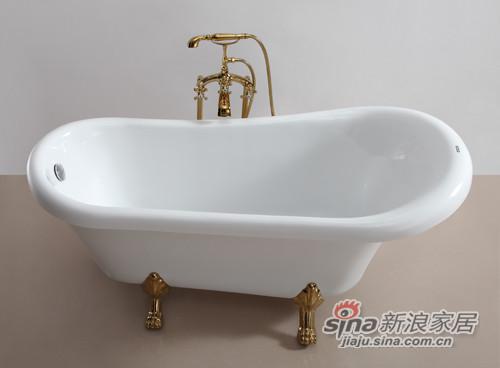 金牌龙头浴缸-1