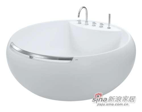 TOTO晶雅浴缸PJY1604HPW#GW-0