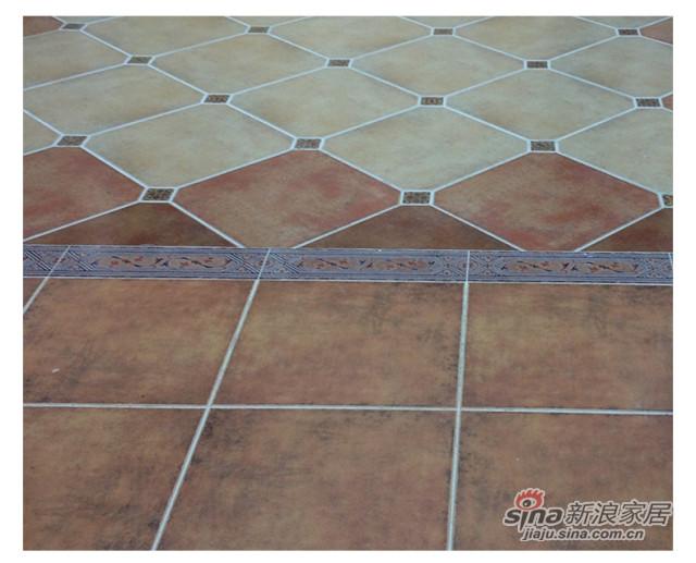 金意陶瓷砖欧式仿古砖复古地砖-0